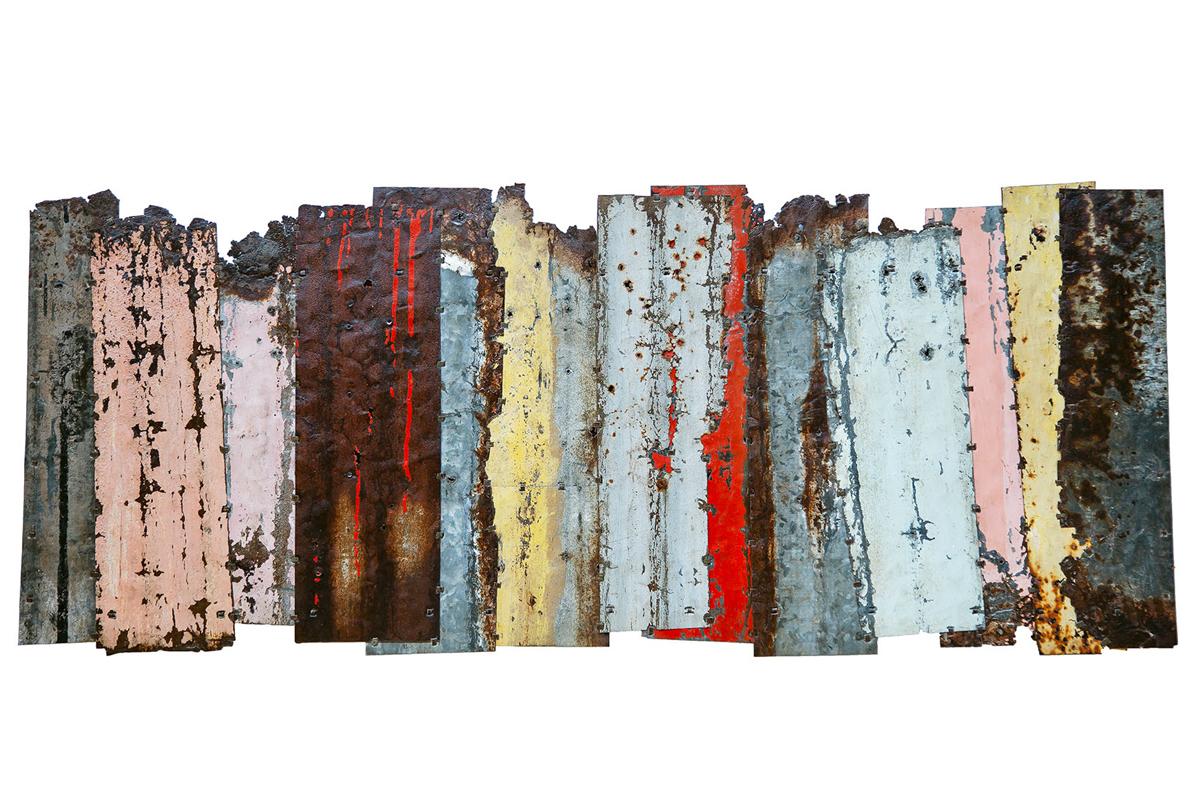 Offcuts. 170 x 70cm.