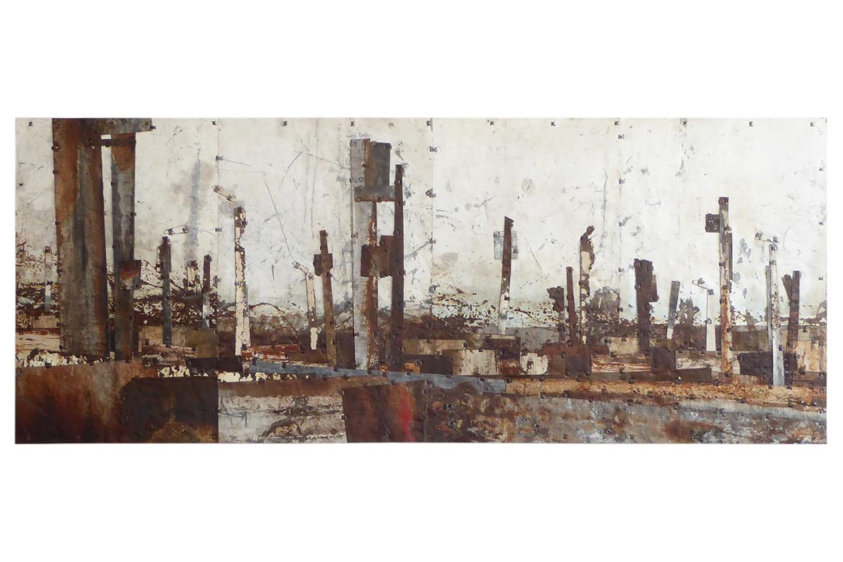 Crossroads - New Eisleben Rd. 170 x70cm