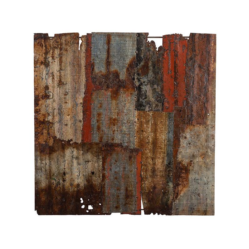 Bits & pieces. Study 4. 107cm x 107cm
