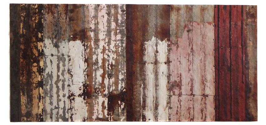 A21 Colour study. 170x80cm