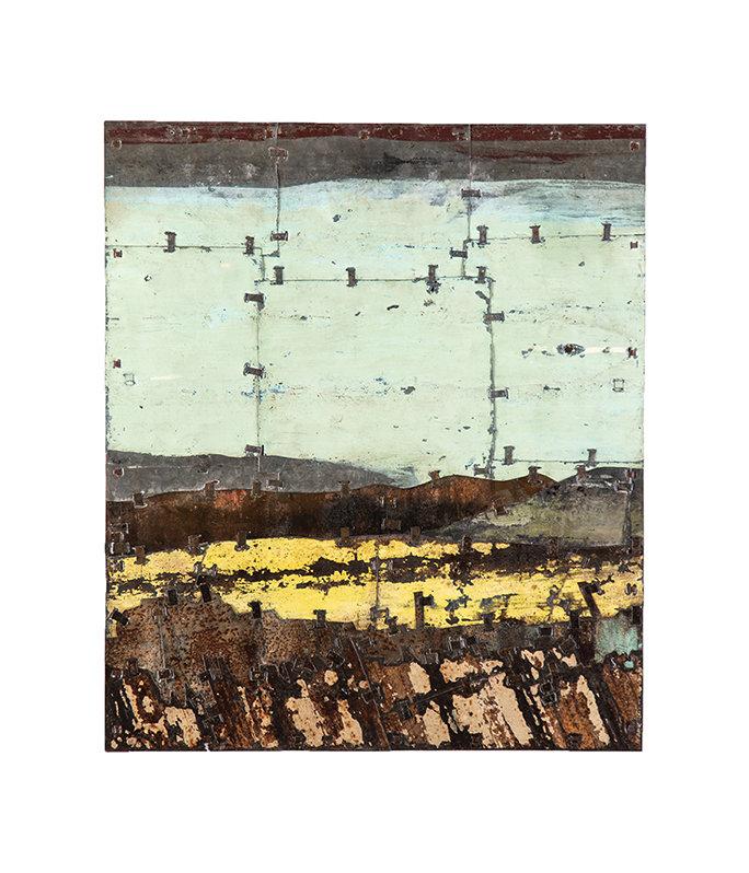 Overberg. Study 3. 60cm x 70cm