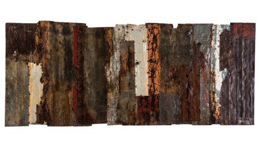 Bits & pieces. Study 3. 163cm x 70cm