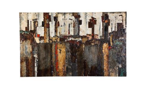 Khayelitsha. Study 3. 135cm x 82cm