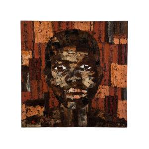 Unknown. Komasi, Ghana. 115cm x 115cm