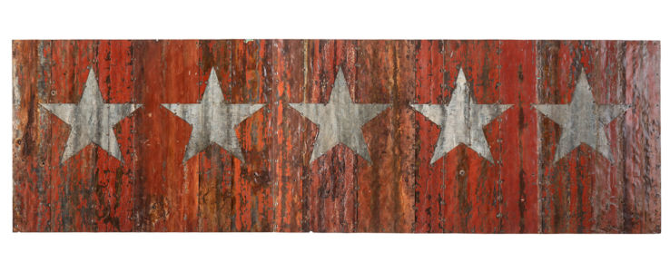 5 Stars. 250cm x 75cm